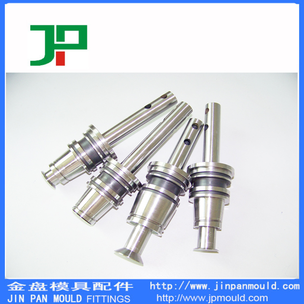Water cover metal parts